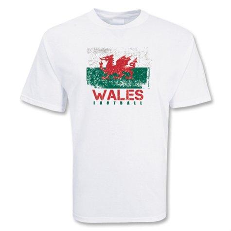 Wales Football T-shirt