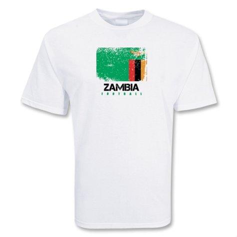 Zambia Football T-shirt
