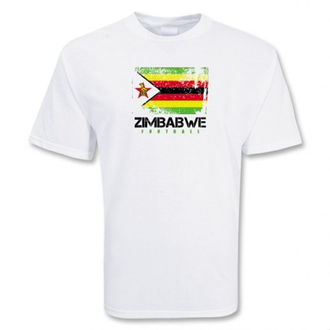 Zimbabwe Football T-shirt
