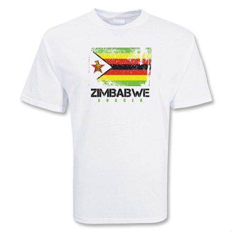 Zimbabwe Soccer T-shirt