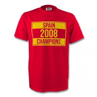 2008 Champions Tee (red) - Kids