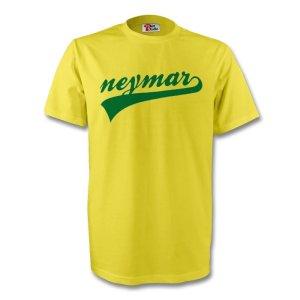 Neymar Brazil Signature Tee (yellow)