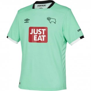 2016-2017 Derby County Third Football Shirt