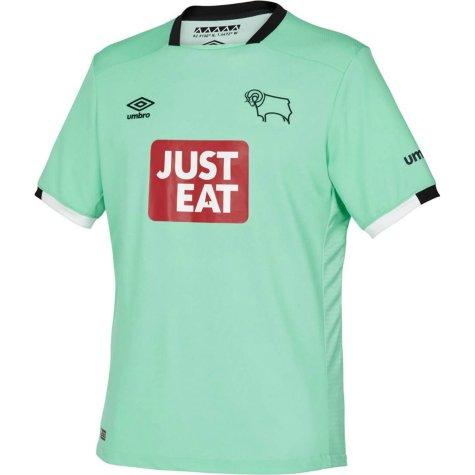 2016-2017 Derby County Third Football Shirt