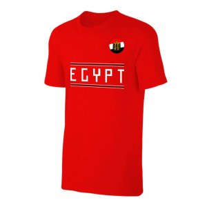 Egypt WC2018 \'Qualifiers\' t-shirt - Red