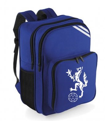 Enfield Town Official Backpack (Blue)