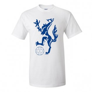 Enfield Town Core Logo T-Shirt (White) - Kids
