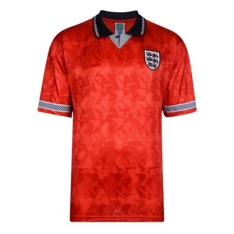Score Draw England 1990 Away Shirt
