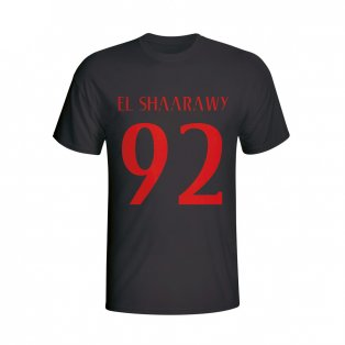 Stephen El Shaarawy Ac Milan Hero T-shirt (black)