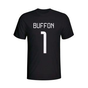 Gigi Buffon Juventus Hero T-shirt (black) - Kids