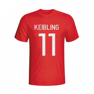 Stefan Keissling Bayer Leverkusen Hero T-shirt (red)