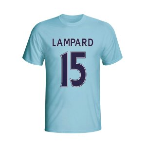 Frank Lampard Man City Hero T-shirt (sky)