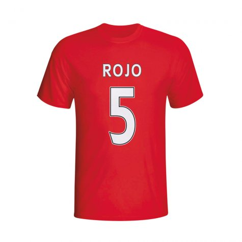 Marcus Rojo Man Utd Hero T-shirt (red) - Kids
