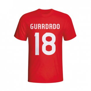 Andres Guardado Psv Hero T-shirt (red) - Kids