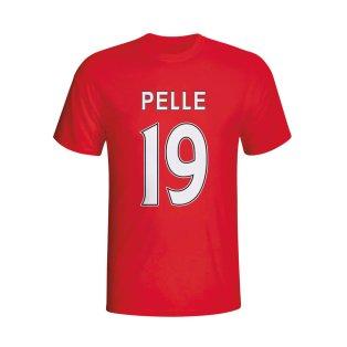 Graziano Pelle Southampton Hero T-shirt (red) - Kids
