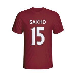 Diafra Sakho West Ham Hero T-shirt (maroon)