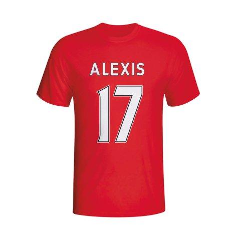 Alexis Sanchez Arsenal Hero T-shirt (red) - Kids