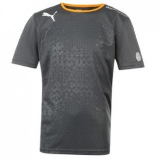 Puma Evospeed Polyester Tee (black) - Kids