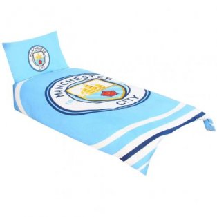 Manchester City F.C. Single Duvet Set PL