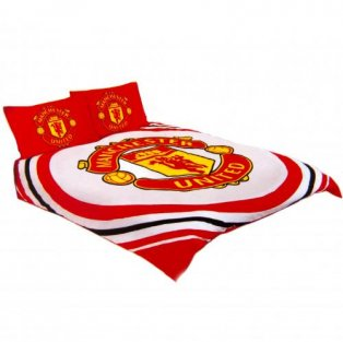 Manchester United FC Double Duvet Set PL