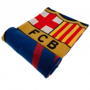 FC Barcelona Fleece Blanket PL