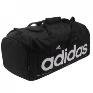 Adidas Essential Team Logo Holdall (black)