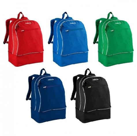 Macron Academy Backpack (red)