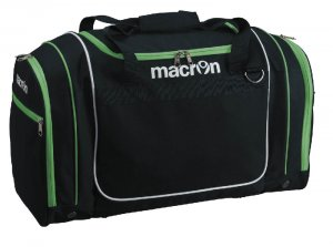 Macron Connection Players Bag (black-green) - Medium