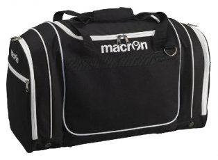 Macron Connection Players Bag (black-white) - Medium