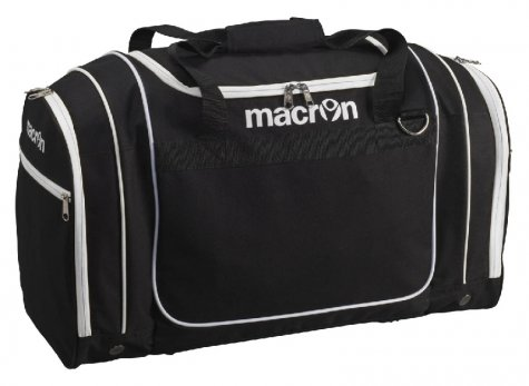 Macron Connection Players Bag (black-white) - Large