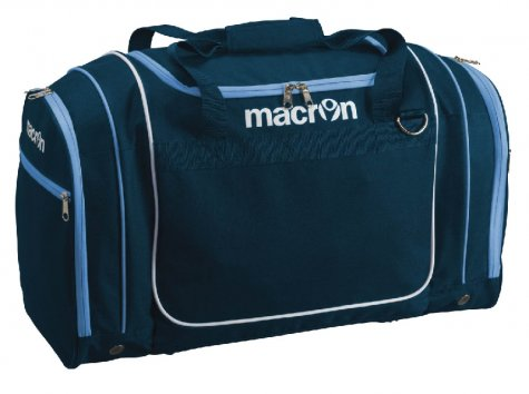 Macron Connection Players Bag (navy-sky) - Small