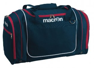 Macron Connection Players Bag (navy-red) - Medium