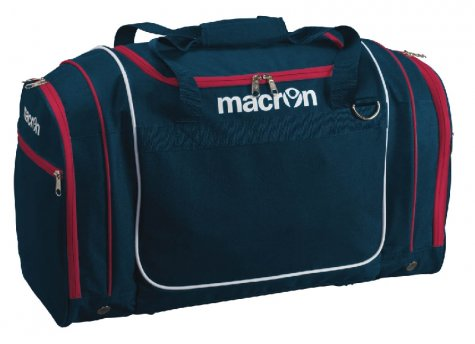 Macron Connection Players Bag (navy-red) - Small