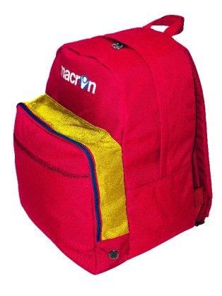 Macron Transit Backpack (red)