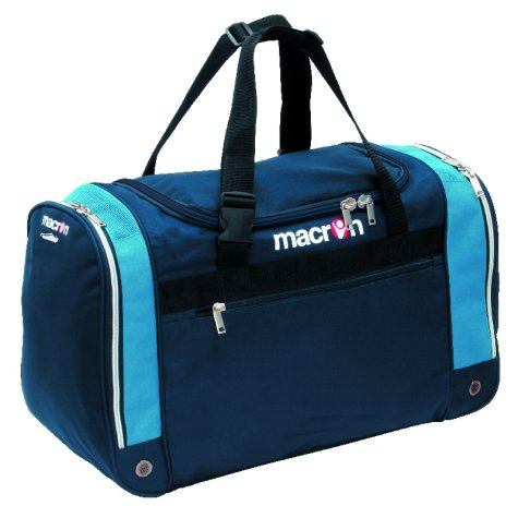 Macron Trio Players Bag (navy-sky) - Medium