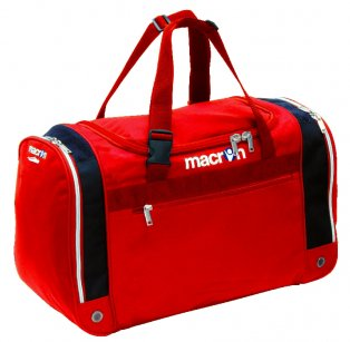 Macron Trio Players Bag (red) - Large