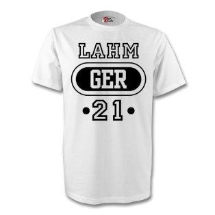 Phillip Lahm Germany Ger T-shirt (white) - Kids