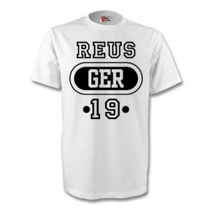 Marco Reus Germany Ger T-shirt (white)