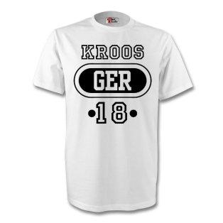 Thomas Muller Germany Ger T-shirt (white) - Kids