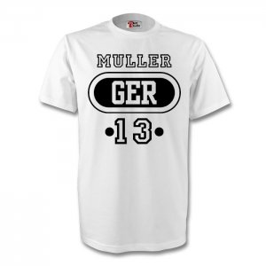 Germany Ger T-shirt (white) + Your Name