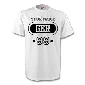 Asamoah Gyan Ghana Gha T-shirt (white) - Kids