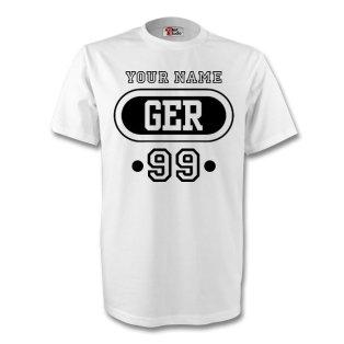 Asamoah Gyan Ghana Gha T-shirt (white)