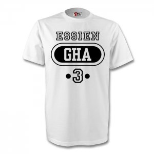 Kevin Price Boateng Ghana Gha T-shirt (white) - Kids