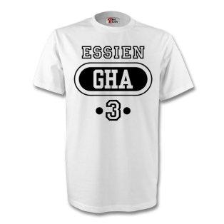 Kevin Price Boateng Ghana Gha T-shirt (white)