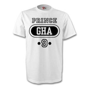 Ghana Gha T-shirt (white) + Your Name (kids)