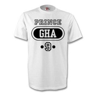 Ghana Gha T-shirt (white) + Your Name