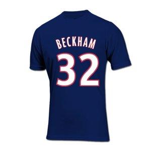 David Beckham PSG Hero T-shirt (navy)