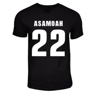 Kwadwo Asamoah Juventus Hero T-shirt (black)