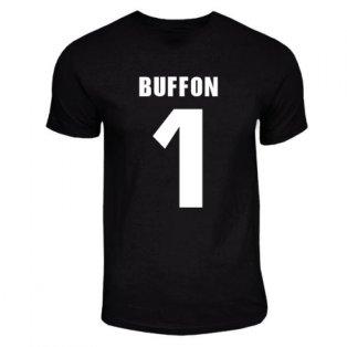 Gianluigi Buffon Juventus Hero T-shirt (black)