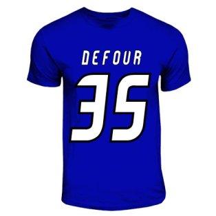 Steven Defour Porto Hero T-shirt (royal Blue)
